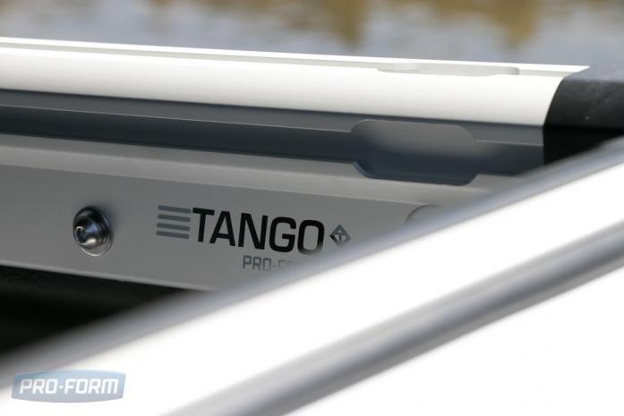 Ford Range Tango White