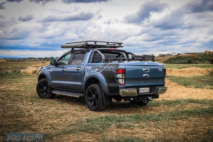 Ford Ranger T6 Sportlid for Tango hero