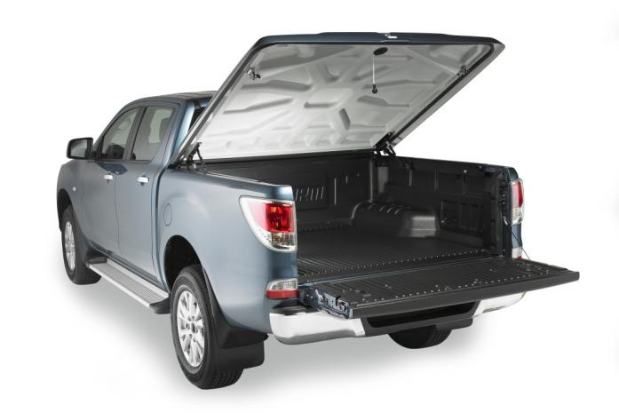 Mazda BT-50 Sportlid 1 with tough deck liner