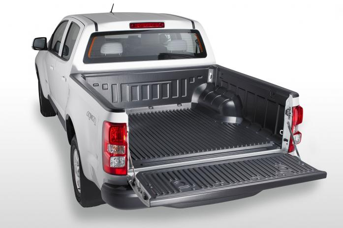 Bedliner Over-Rail