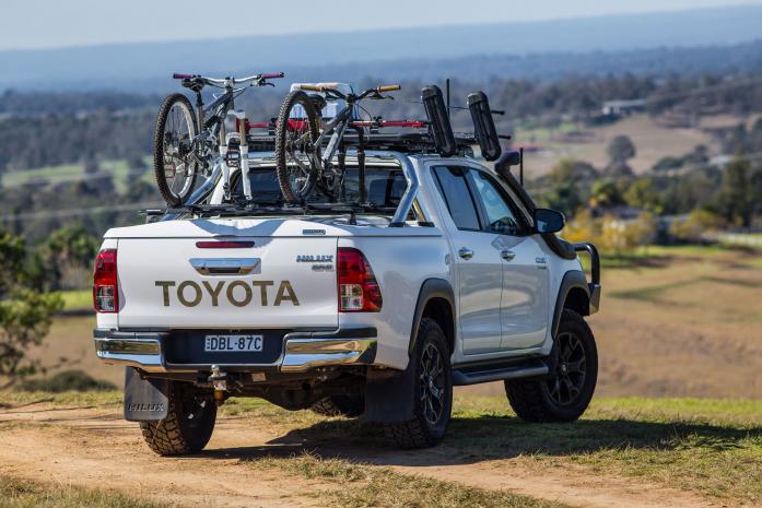 SportLid for Tango | Toyota Hilux Revo