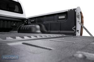 Isuzu D-Max RT87 sportguard low down