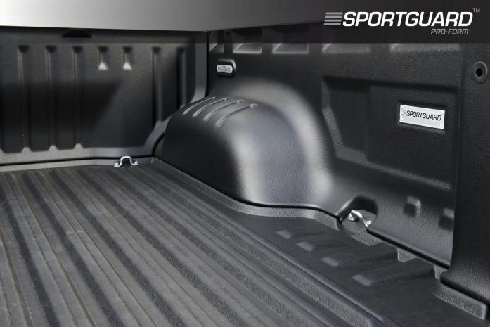 Sporguard Volkswagen Amarok 2017 close up