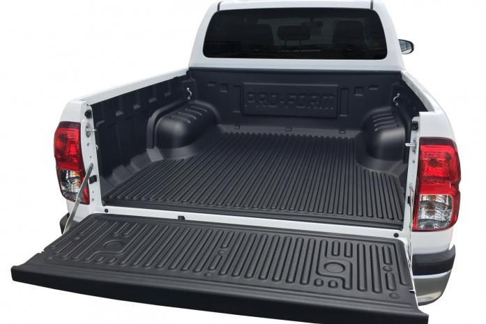 Bedliner Under-Rail | Toyota Hilux