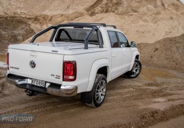 Volkswagen Amarok to join the SportLid for Tango range